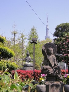 Tokyo - a mix of tradition and development