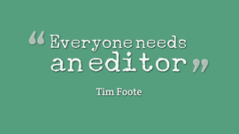 Four Steps to Edit & Proofread Your Work