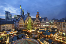 Christmas Festivities in Frankfurt