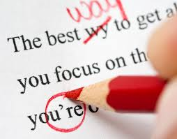 5 Proofreading Tips